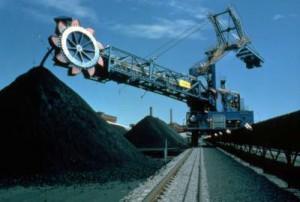 Indvinding af kul og gas udleder drivhusgassen metan til atmosfæren atmosfæren. Foto: CSIRO.