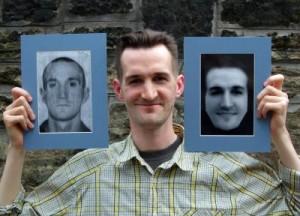 Ikke alle kan genkende et ansigt, selv ikke sine egne børns. Foto: Markus Bindemann