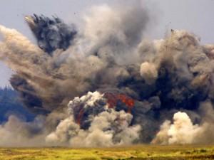 Tæt på en halv million mennesker mistede livet under Irak krigen mellem 2033 og 2011. Foto: Arkiv