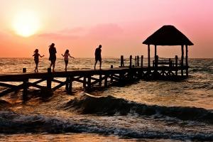 Familieferien er snarer afslutningen på dit ægteskab, end en ny begyndelse. Foto: Pixabay.