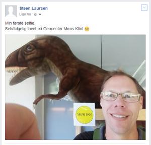 Ældre mennesker forstår ikke pointen i at poste selfies og frokoster på facebook. Foto: Dinosauren.