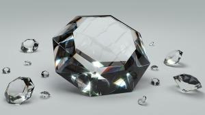 OK det er ikke helt så let som bare at finde planter og plukke diamanter. Men hvis det var det, ville diamanterne jo heller ikke være ret meget værd.