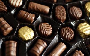Vælg stykkerne med mørk chokolade, hvis du har tendens til blodpropper. Foto: Morguefile