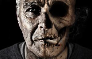 Rygning giver komplikationer ved fx en ansigtsløftning. Foto: Pixabay.