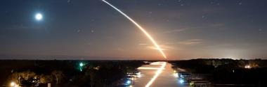 Snart kan du bestille en meteorregn i stedet for at skulle ud og affyre nytårsraketter. Foto: Pixabay