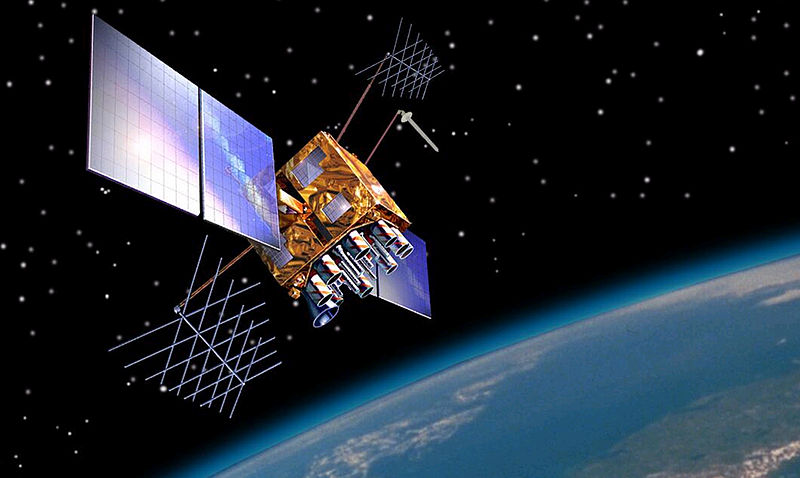 Satellit, GPS og RPK